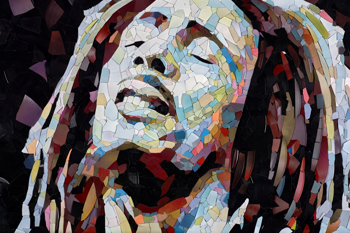 Bob Marley by ed chapman -  sized 41x28 inches. Available from Whitewall Galleries